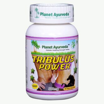 Planet Ayurveda Tribulus Power capsules